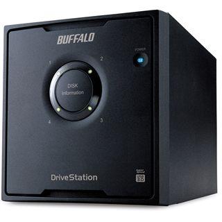 "8000GB Buffalo DriveStation Quad HD-QL8TU3R5-EU 3.5"" (8.9cm) USB"