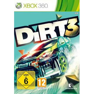Codemasters Dirt 3 (XBox360)