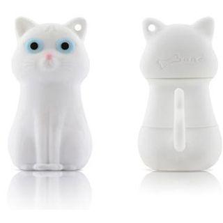 4 GB Bone Cat Driver weiss USB 2.0