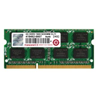 2GB Transcend JetRAM DDR3-1600 SO-DIMM CL11 Single