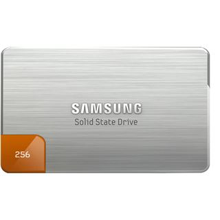 "256GB Samsung 470 Series 2.5"" (6.4cm) SATA 3Gb/s MLC asynchron"