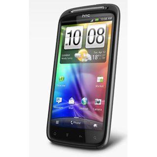 HTC Sensation schwarz (mit Vodafone-Software-Branding)