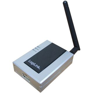 Logilink PS0004 Wireless LAN Printserver Drucker USB 2.0