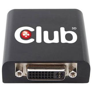 Club 3D CSV-2000D USB 2.0 -> DVI Adapter für Monitore
