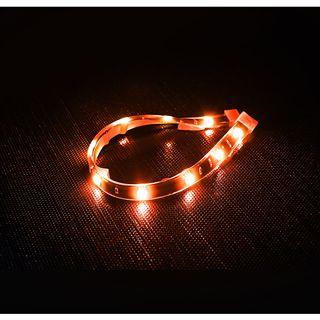 BitFenix 30cm oranger LED-Strip mit 9 LEDs für Gehäuse (BFA-AAL-30OK9-RP)