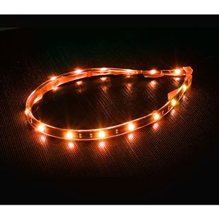BitFenix 50cm oranger LED-Strip mit 15 LEDs für Gehäuse (BFA-AAL-50OK15-RP)