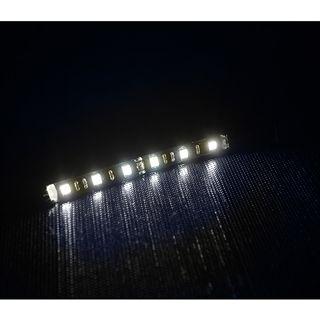 BitFenix 12cm weißer LED-Strip mit 6 LEDs für Gehäuse (BFA-ACL-12WK6-RP)