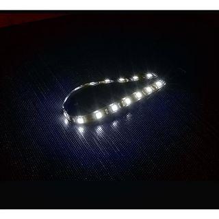 BitFenix 30cm weißer LED-Strip mit 15 LEDs für