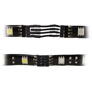 BitFenix 12cm roter LED-Strip mit 6 LEDs für Gehäuse