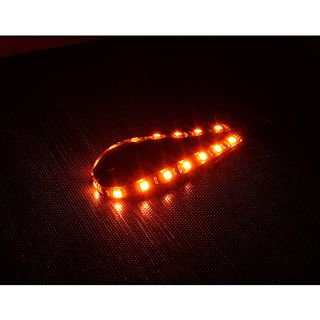 BitFenix 30cm oranger LED-Strip mit 15 LEDs für Gehäuse (BFA-ACL-30OK15-RP)