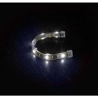 BitFenix 20cm weißer LED-Strip mit 6 LEDs für Gehäuse