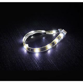 BitFenix 30cm weißer LED-Strip mit 9 LEDs für Gehäuse
