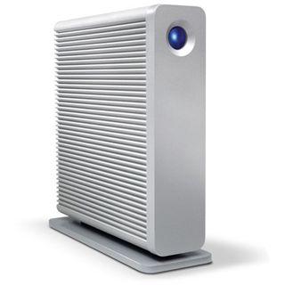 """2000GB LaCie d2 Quadra 301543EK 3.5"""" (8.9cm) eSATA/Firewire/USB 3.0 weiss"""