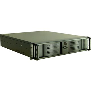Inter-Tech Case IPC 2U-2098 2HU Server Short