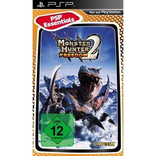 Capcom Monster Hunter Freedom 2 - Essentials (PSP)