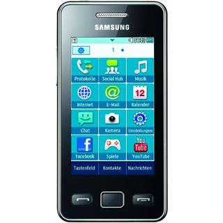 Samsung T-Mobile S5260 Star II -schwarz- 0030