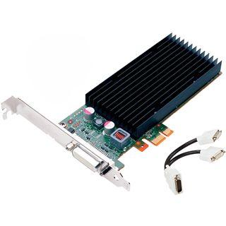 512MB PNY Quadro NVS 300 Quadro Passiv PCIe x1 (Bulk)