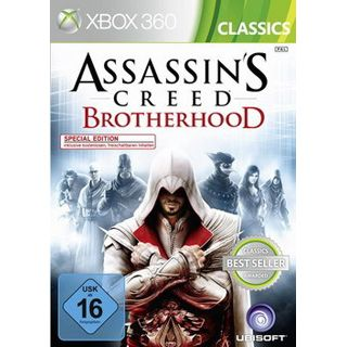 Ubisoft Assassin's Creed - Brotherhood - Classics (XBox360)
