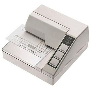 Epson TM-U295 weiß Nadeldrucker Drucken Seriell
