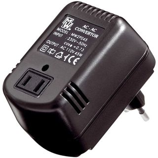 45 Watt Spannungswandler 230V AC auf 110V AC