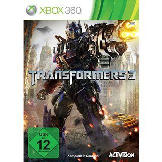 Activision TRANSFORMERS 3 - DAS VIDEOSPIE (XBox360)
