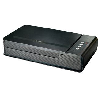 Plustek OpticBook 4800 Flachbettscanner USB 2.0
