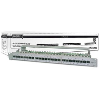 Digitus PatchPanel Cat.6 24 Port / 19 / DN-91624S-EA