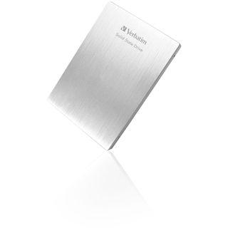 "128GB Verbatim SATA SSD 2.5"" (6.4cm) SATA 3Gb/s MLC asynchron"