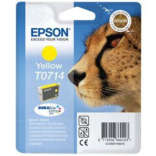 Epson Tinte C13T07144021 gelb