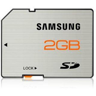 2 GB Samsung Essential SD Class 4 Bulk