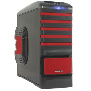 AMD Phenom II X6 1090T 8192MB 64GB+2TB HD6870 BluRay-Brenner W7HP64 (PC-Gamer Design)