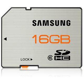 16 GB Samsung Essential SDHC Class 6 Bulk