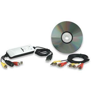 Manhattan Video Audio/Video Grabber USB 2.0 [bk]