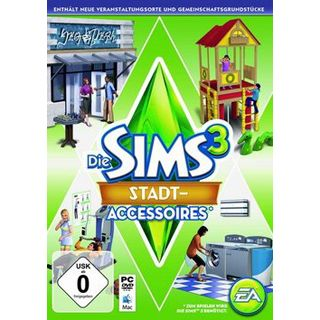 EA Games Die Sims 3 Stadt-Accessoires (PC)
