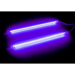 Revoltec Twin Set 10cm UV Kaltlicht-Kathode für Gehäuse