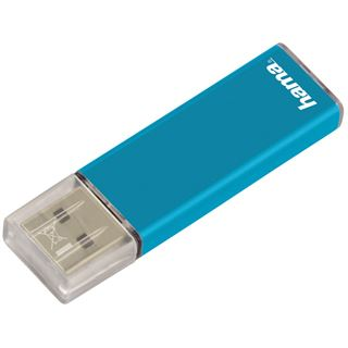 16 GB Hama High Speed blau USB 2.0