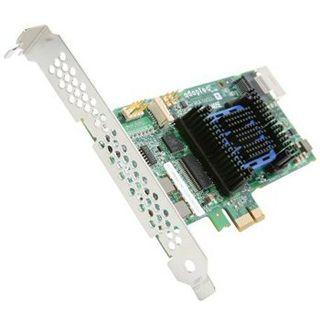 Adaptec RAID 6405E 1 Port Multi-lane PCIe 2.0 x1 Low Profile bulk
