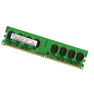 1GB Samsung Value DDR2-667 DIMM CL3 Single