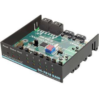 """Dawicontrol Raid-Modul für 3.5"""" Festplatten (DC-7515 RAID"""