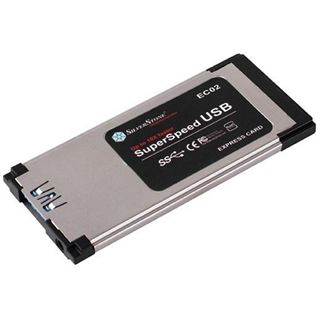 Silverstone SST-EC02 USB 3.0 Single Port ExpressCard