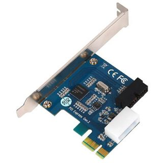 Silverstone SST-EC01 Internal Dual Port USB 3.0 Card