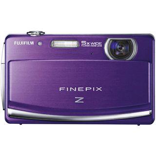 Fuji Digitalkamera Finepix Z70, violett, 12 Megapixel, 5-fach opt. Zoom