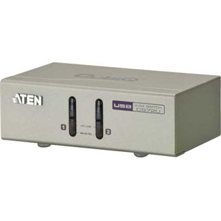 ATEN Technology CS72U 2-fach Desktop KVM-Switch