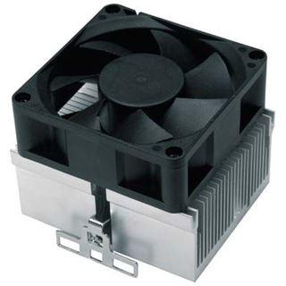 EKL Aluminiumkühlkörper für Intel / AMD Topblow