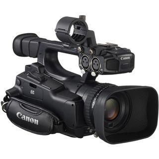Canon XF100 professioneller Camcorder schwarz
