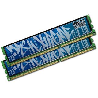 8GB Mach Xtreme Technology Urban Series DDR3-1333 DIMM CL9 Dual Kit