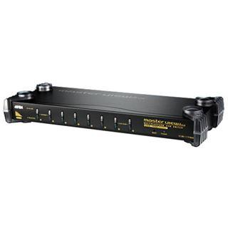 ATEN Technology CS1758 8-fach Desktop KVM-Switch