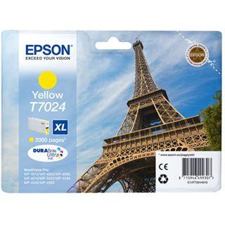Epson Tinte C13T70244010 gelb