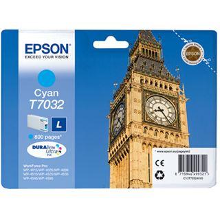 Epson Tinte C13T70324010 cyan