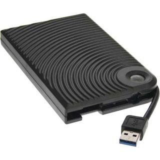 """InLine USB 3.0 Gehäuse für 6,35 (2,5"""") SATA-Festplatte / SSD"""